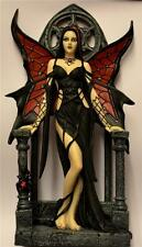 GOTHIC SPIDER FAIRY ARACNAFARIA FIGURE Nemesis Now Angel Faerie