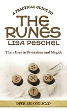 Runes Practical Guide to the Runes Book ~ Wiccan Pagan Library Supply