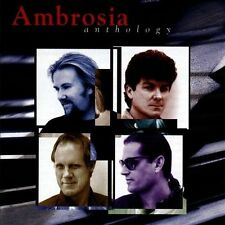 Anthology by Ambrosia (CD, 1997, Warner Bros.) greatest hits best of LIKE NEW