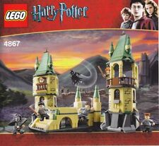 LEGO recipe instruction manual Harry Potter 4867 piccolo Hogwarts Castello