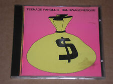 TEENAGE FANCLUB - BANDWAGONESQUE - CD
