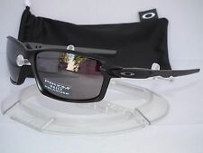 NEW OAKLEY POLARIZED CARBON SHIFT SUNGLASSES OO9302-06 MATTE BLACK / PRIZM DAILY