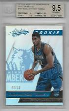 2015-16 Karl Anthony Towns Absolute Spectrum Gold RC- BGS 9.5 Gem Mint... #3/10