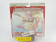 Street Fighter Capcom Figure Collection Cammy MOSC New Suncoast Exclusive Blue