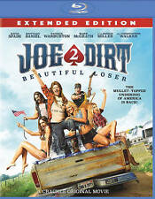 JOE DIRT 2 (David Spade)- Beautiful Loser Extended Edition Blu-Ray [K255]