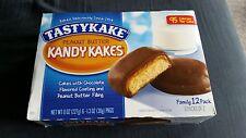 Tastykake - 12 count of PEANUT BUTTER KANDY KAKES (6pcks of 2)- Fresh & Tasty!