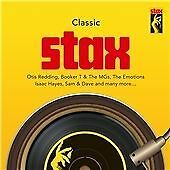 CLASSIC STAX [ 2016 ] 3 CD NEW - REDDING  BOOKER T  SAM & DAVE  BAR-KAYS  STAPLE