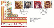 15 JUNE 1993 ROMAN BRITAIN ROYAL MAIL FIRST DAY COVER CAERLION SHS