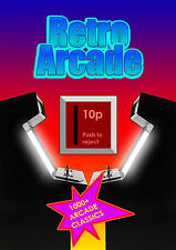 Retro Arcade for the PC, great DVD over 1000 classic arcade games / mame