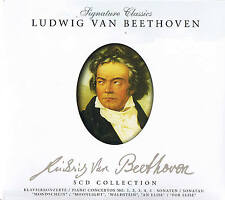 Firma Classics LUDWIG VAN BEETHOVEN 5 CD Box Collection ZYX Musica 2008