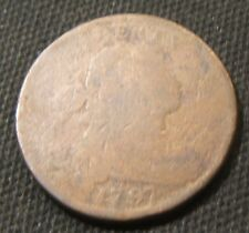 1797 DRAPED BUST  LARGE CENT--219 YEAR OLD