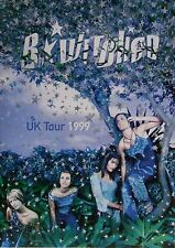 B*WITCHED TOUR PROGRAMME * 1999 * HTF! * THE BIG REUNION * BARBARELLAS