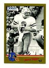 1992 Jogo CFL Missing Years #20 Jerry Tagge Nebraska