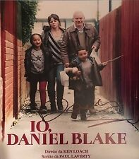 Dave Johns Signed 10x8 Photo - I Daniel Blake
