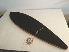 GOLD COAST LONGBOARD-OVER EXPOSE-DRIFTER USA SKATEBOARD COMPLETE 40 X10