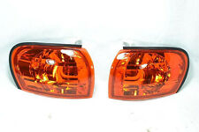 New Corner Lights Lamps for 1995-2000 SUBARU IMPREZA GC8 CC8B -Yellow- Free Ship