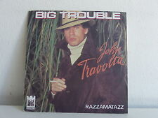 JOHN TRAVOLTA Big trouble 45 MD 1129