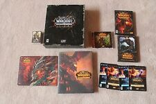 World of Warcraft Cataclysm Collectors Edition NO CD KEY