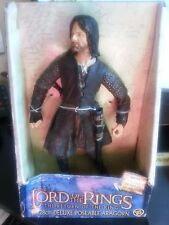 "Lord of the Rings ARAGORN 11"" Deluxe Figure 2003 Toy Biz"