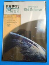 Discovery School Daily Planet Old Science DVD Science TEACHING AID grades 6-12