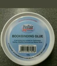 Pinflair Bookbinding Glue, 120g Tub