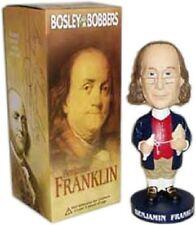 BEN FRANKLIN BOSLEY BOBBER BOBBLEHEAD NEW
