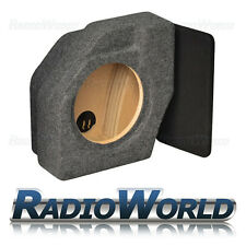 "AUDI A4 B8 Avant familiare CUSTOM FIT MDF 10 ""SUB BOX SUBWOOFER Enclosure Bass"