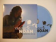 YANNICK NOAH : DONNE MOI UNE VIE [ CD SINGLE PORT GRATUIT ]