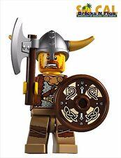LEGO MINIFIGURES SERIES 4 8804 Viking