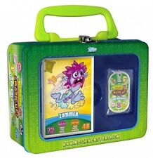 Brand New Moshi Monsters Mash Up Code Breakers Collectors Tin Case - UK Seller