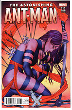 ASTONISHING ANT-MAN #10 DEATH OF X JENNY FRISON PSYLOCKE VARIANT HOT NM