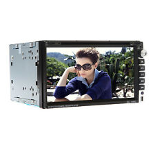 """In-Dash Universal Car DVD Stereo Player CD Autoradio Double 2Din 6.95""""inch BT TV"""