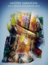 Mystery Variations On A Theme By Colombi Learn Play Classical Cello Music Book
