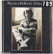 "NICOLA DI BARI - Chiara - VINYL 7"" 45 LP 1979 VG+/VG- CONDITION"