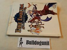 Fire Emblem Radiant Dawn Nintendo Wii Game Strategy Guide Book Player's