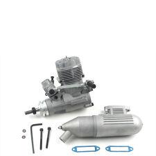 V-Motor GX 40 inkl Schalldämpfer 2-Takt Nitromotor für RC-Flugmodelle Kyosho 742