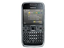 Nokia E72 Black(Unlocked)Smartphone 5MP WIFI GPS QWERTY keyboard Free Shipping