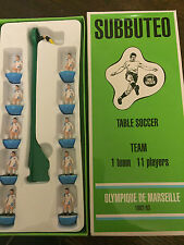 Subbuteo Legends / Leggenda Vintage Team - Olympique De Marseille 1992/93