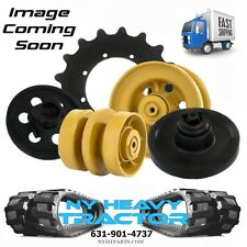 1R8938 TRACK IDLER FITS CAT E70B RUBBER EXCAVATOR CATERPILLAR 1R-8938 NY HEAVY