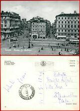 Trieste piazza C. Goldoni