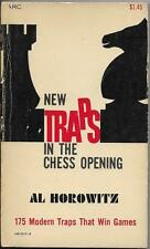 New Traps in Chess Opening (1970)  Al Horowitz