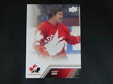 2013-14 Upper Deck UD Team Canada #10 Bobby Orr
