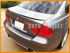 2005-2011 M3 Type Trunk Spoiler Lip For BMW E90 328i 335i Sedan - Pick the Color