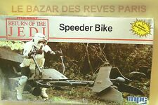 MPC.  STAR WARS. SPEEDER BIKE. RETURN OF THE JEDI. Vintage Kit 1983