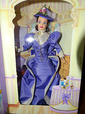 Barbie as Mrs. P.F.E. Albee Doll 1997 Avon 1st First in a Series With Stand NIB