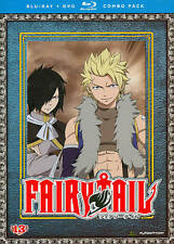 Fairy Tail: Part 13 (Blu-ray/DVD, 2014, 4-Disc Set)
