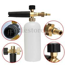1PC Car Pressure Washer Snow Foam Bottle Lance Sprayer Jet Gun For Lavor Series