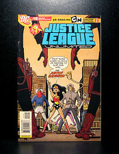 COMICS: DC: Justice League Unlimited #19 (2006) - RARE (figure/batman/flash)