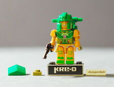 Kre-O Transformers 2013 Series 4 Mini Figures Micro Changers Barrage