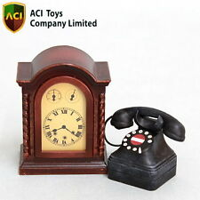 ACI 1/6 Sun Yat Sen Telephone + Clock New In Hand From USA! A298  082316